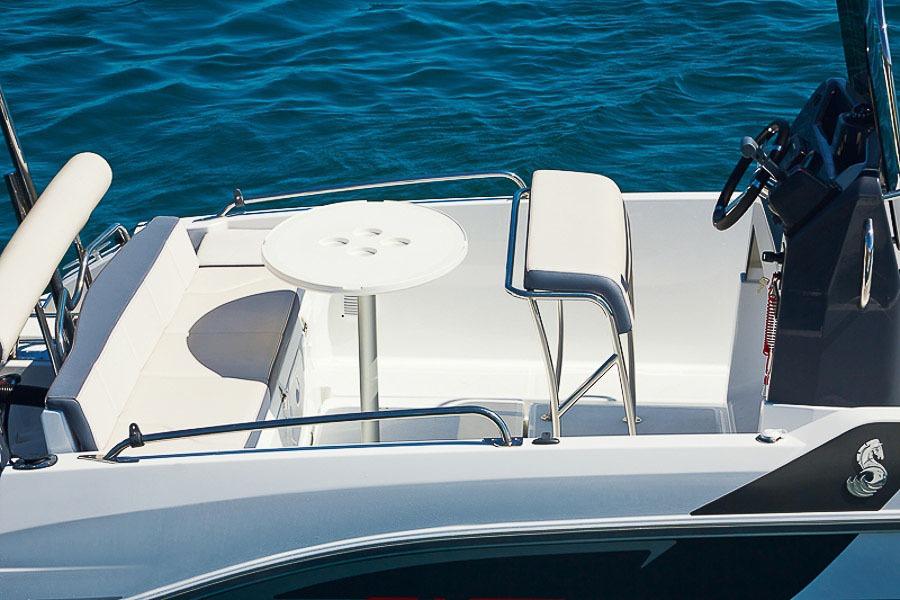 Photo du bateau à moteur BENETEAU Flyer 5 SPACEdeck