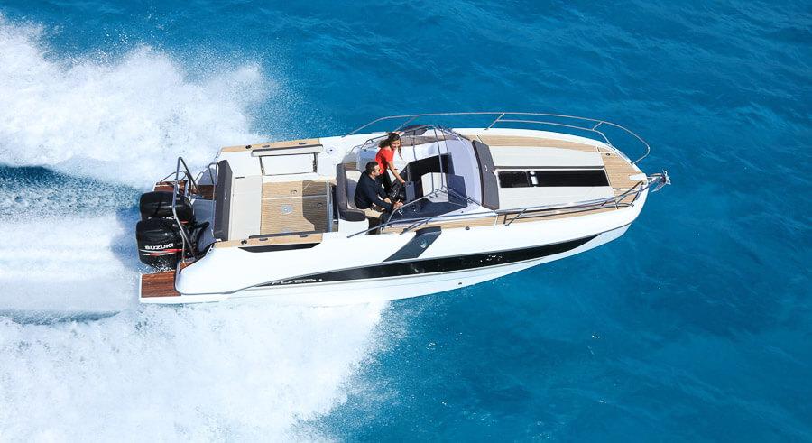 Photo du bateau à moteur BENETEAU Flyer 8.8 SUNdeck
