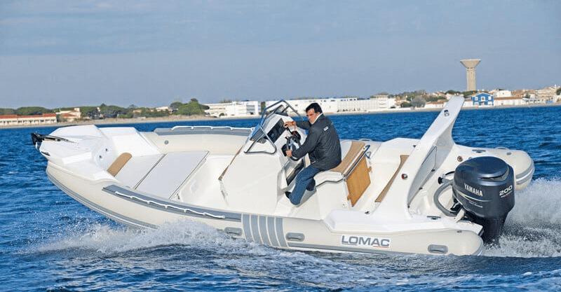 Location LOMAC 710 IN à Ajaccio | www.uni-bateaux.com