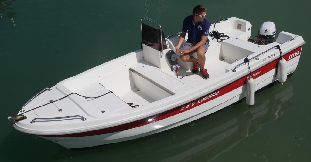 Speednautic location de bateaux moteur la rochelle - Location bateau sans permis port leucate ...