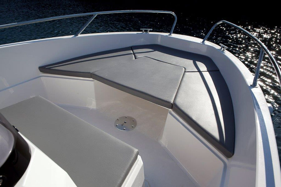 Photo du bateau à moteur PACIFIC CRAFT 500 Open
