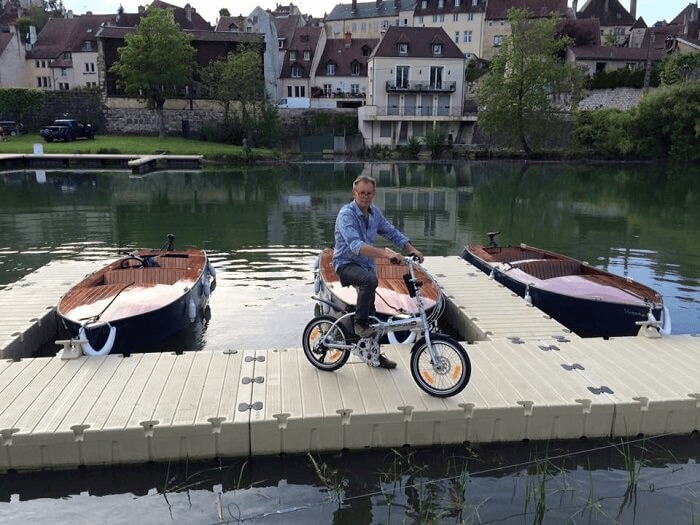 Photo du bateau sans permis ATELIER JOSE VINCENT Aventure