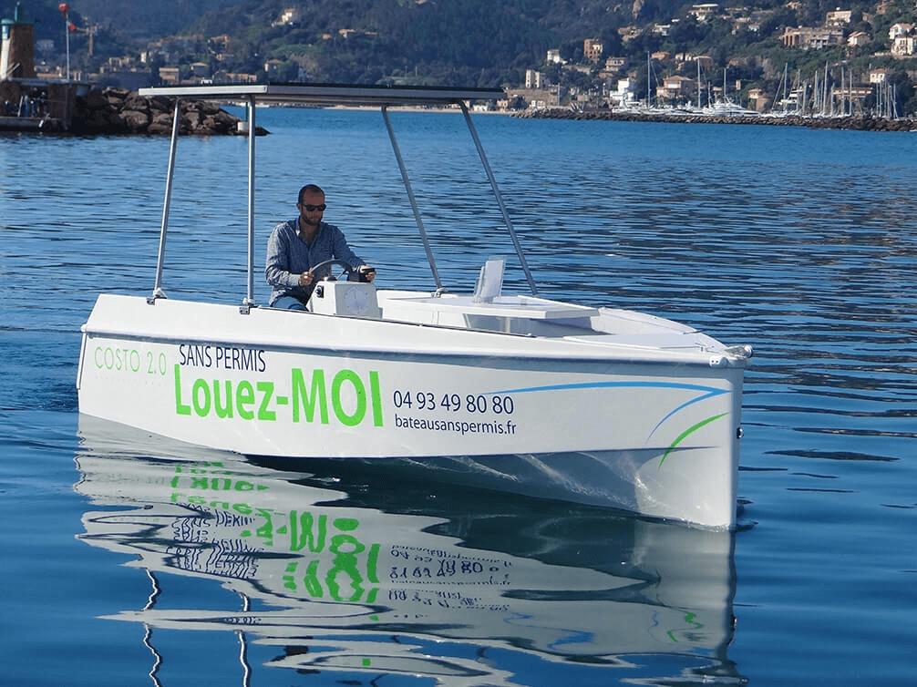 Photo du bateau à moteur E3H COSTO 550 OPEN