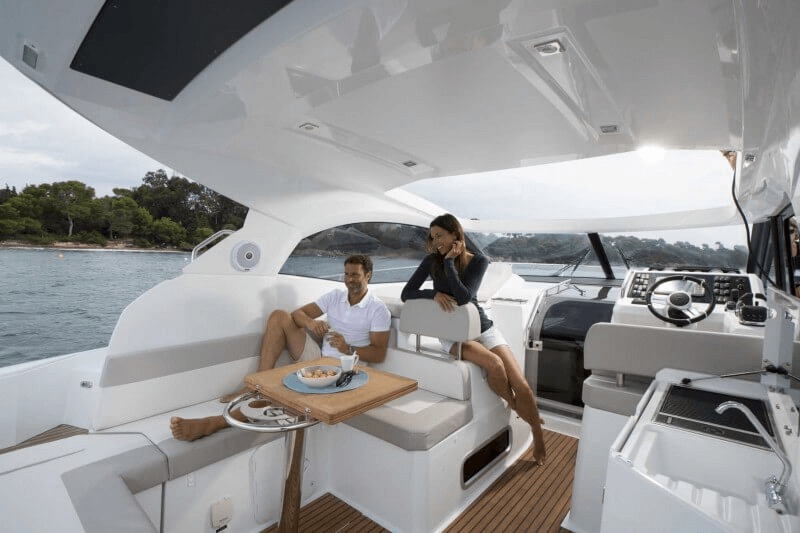 Photo du yacht Jeanneau LEADER 36