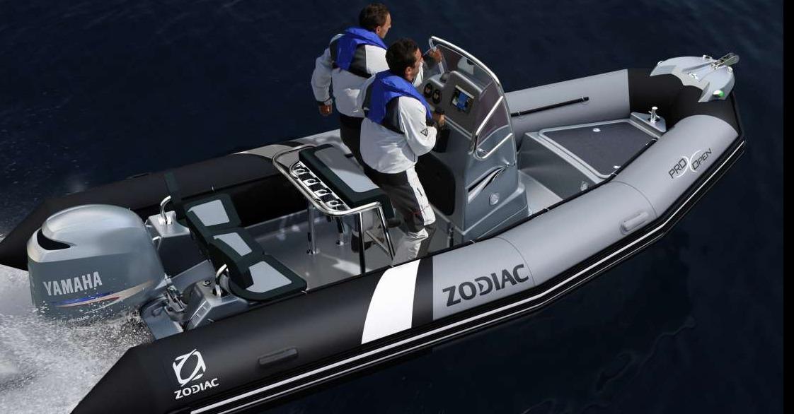 Location ZODIAC Pro Open 550 à Quiberon | www.morbihan-nautique.fr/